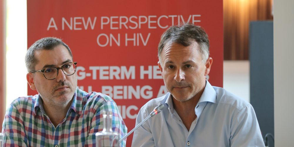 Developing a good practice compendium on long-term chronic care for people living with HIV