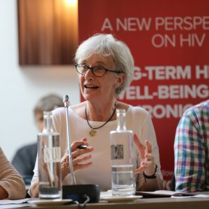 Photo from Developing a good practice compendium on long-term chronic care for people living with HIV