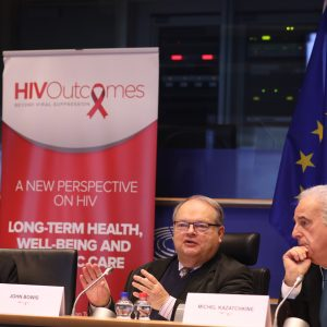 Photo from Improving long-term health and well-being of people living with HIV: Learning from country experiences in chronic care