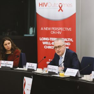 Photo from Delivering on political commitments to tackle HIV in Europe