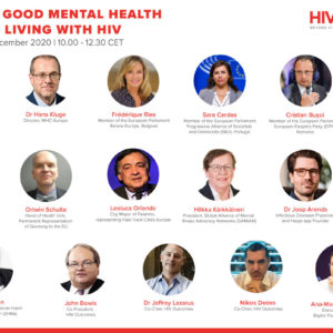 Photo from Delivering Good Mental Health for People Living with HIV