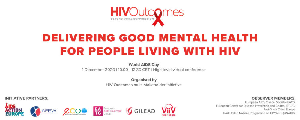 World AIDS Day 2020 Conference 'Delivering Good Mental Health for People Living with HIV' Report